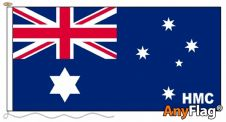 - AUSTRALIAN CUSTOMS 1904 1909 ANYFLAG RANGE - VARIOUS SIZES